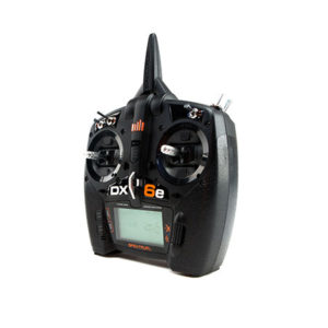 Spektrum DX6e 6-Channel System Tx Only P-SPMR6655EU