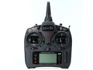 Spektrum DX9 Black Transmitter Only MD2 EU SPMR9910EU