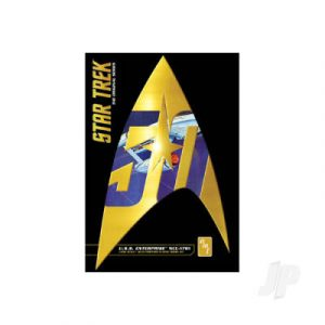 AMT Star Trek Classic U.S.S. Enterprise (50th Anniversary Edition)