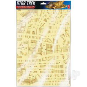 Star Trek: Deep Space Nine: Cardassian Paneling Decals (Upgrades to kit AMT1028)