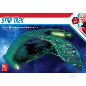 AMT Star Trek Romulan Warbird 2T