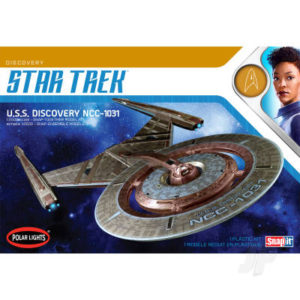 Star Trek U.S.S. Discovery 2T