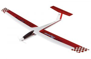 Super Flying Model Hawk T-Tail EP Glider ARTF