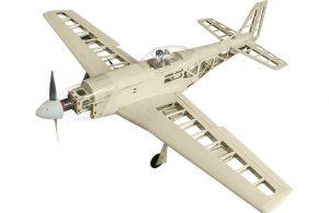 Super Flying Model P-51D Mustang 40 Kit