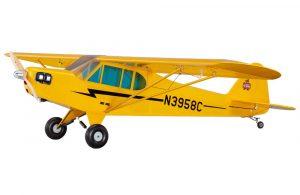 Super Flying Model Piper Cub J-3 25% Scale ARTF