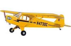 Super Flying Model Piper J-3 Cub 40 Kit