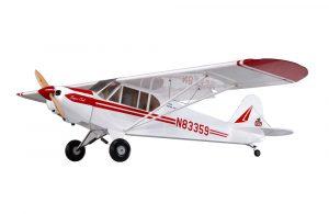 Super Flying Model Piper Super Cub 25% Scale ARTF
