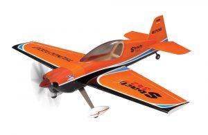 Super Flying Model SBach 342 .60 ARTF
