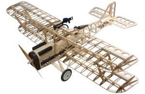 Super Flying Model SE5A Kit A-SFM8630K