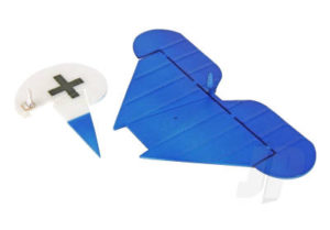 Tail Set with Decals (Fokker DVII)