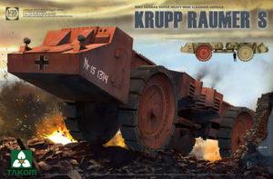 Takom Krupp Raumer S (Selbstrantrieb)