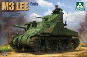 Takom M3 Lee US Medium Tank Early