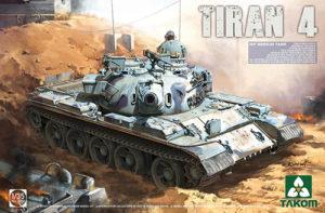 Takom Tiran-4 IDF Medium Tank
