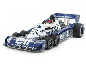 Tamiya 1/10 XB Tyrrell P34 Six Wheeler 1977 Monaco GP 47428