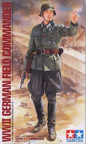 Tamiya 1/16 model of a German Field Officer # 36313