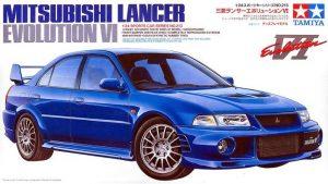 Tamiya 1/24 Mitsubishi Lancer Evolution VI 24213