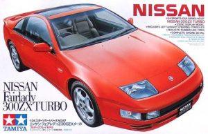 Tamiya 1/24 Nissan 300ZX Turbo 24087