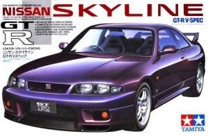 Tamiya 1/24 Nissan Skyline GT-R V Spec 24145