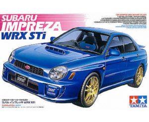 Tamiya 1/24 Subaru Impreza Sti 24231