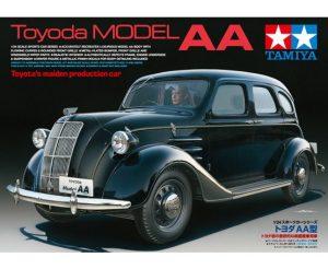 Tamiya 1/24 Toyoda MODEL AA 24339