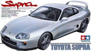 Tamiya 1/24 Toyota Supra 24123