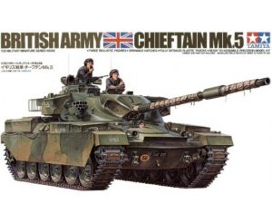 Tamiya 1/35 British Chieftain Mk. 5 Tank 35068