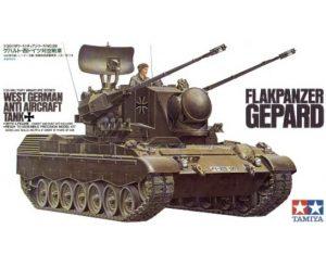 Tamiya 1/35 Flakpanzer Gepard 35099
