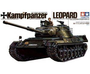 Tamiya 1/35 Leopard Tank 35064