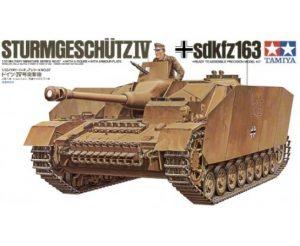 Tamiya 1/35 Sturmgeschutz IV 35087