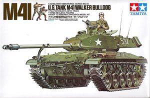 Tamiya 1/35 U.S. M41 Walker Bulldog 35055