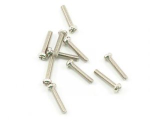 Tamiya 2 x 10mm Screws (10)