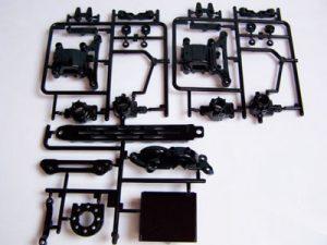 Tamiya A Parts (Upright) TT01  51002