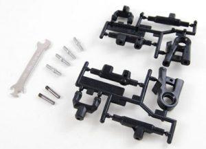 Tamiya Adjustable Upper Arm Set (TT01, TGS) 53674