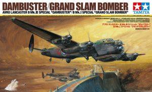 Tamiya Lancaster B Mk.III Dambuster Grandslam