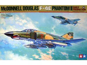 Tamiya F-4E Phantom II (Early Production) # 60310