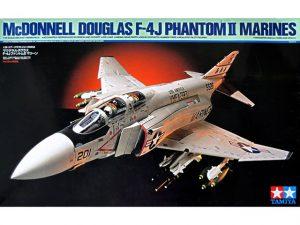 Tamiya F-4J Phantom II Marines # 60308