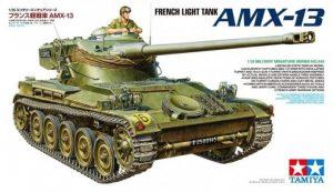 Tamiya French Light Tank AMX-13 35349
