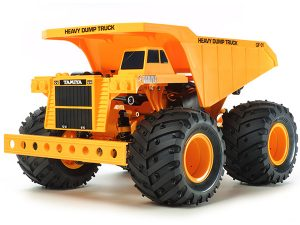 Tamiya Heavy Dump Truck - GF01
