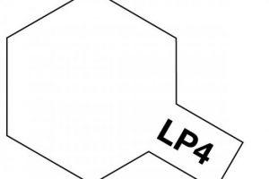 Tamiya LP-04 Flat White