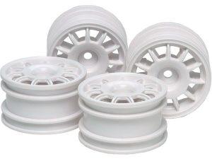 Tamiya M Chassis 11-S Racing Wheels # 51394