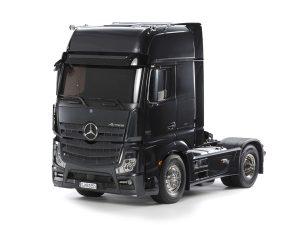 Tamiya Mercedes-Benz Actros 1851 GigaSpace Black Edition 56342