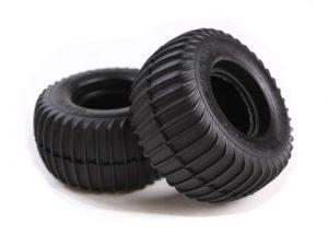Tamiya Padlatrak Rear Tyres - Grasshopper