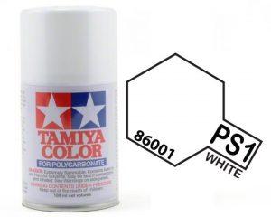 Tamiya PS1 White 1