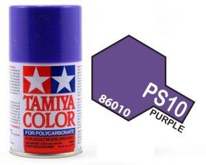 Tamiya PS10 Purple