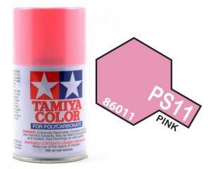 Tamiya PS11 Pink