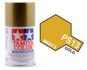 Tamiya PS13 Gold