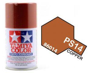 Tamiya PS14 Copper