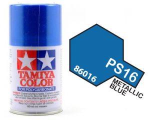 Tamiya PS16 Metallic Blue