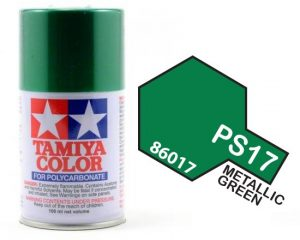 Tamiya PS17 Metallic Green