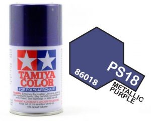 Tamiya PS18 Metallic Purple